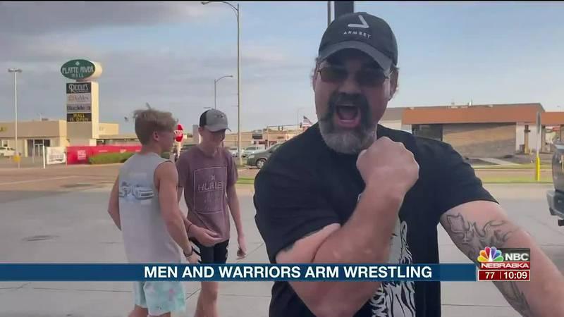 Arm wrestling club in North Platte