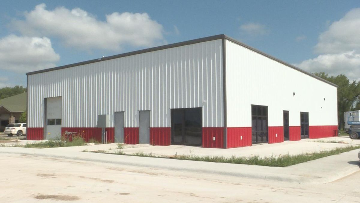 Peg Leg Brewery located on Halligan Drive in North Platte. (SOURCE: KNOP-TV/Jace Barraclough)