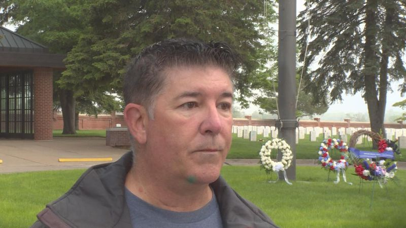 Keith Howell, a disabled combat veteran, shares his thoughts on the VA's decision to not hold a...
