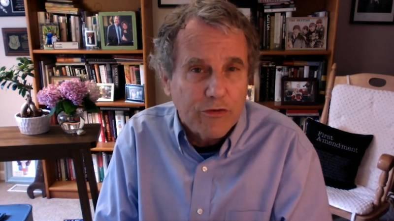 Sen. Sherrod Brown (D-Ohio) discusses VEEPstakes, Gov. Kasich's (R-Ohio) upcoming address...