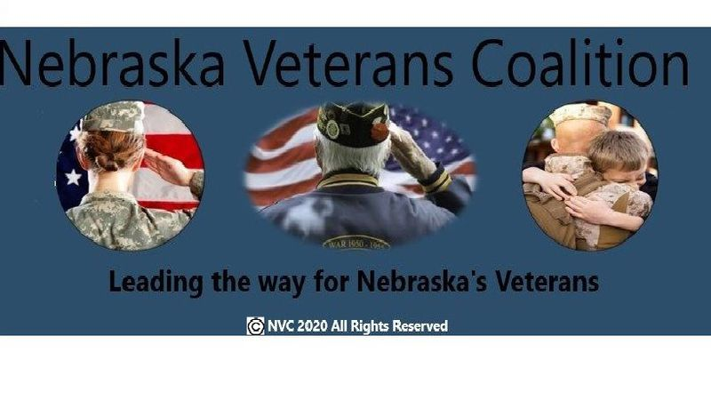 Nebraska Veterans Coalition is a group of veterans and supporters who connect on Facebook and...