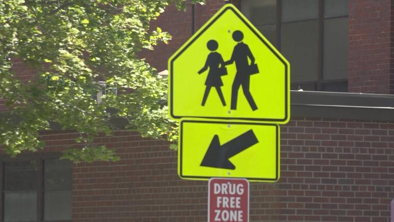 The North Platte Police Department provides safety tips for back to school.