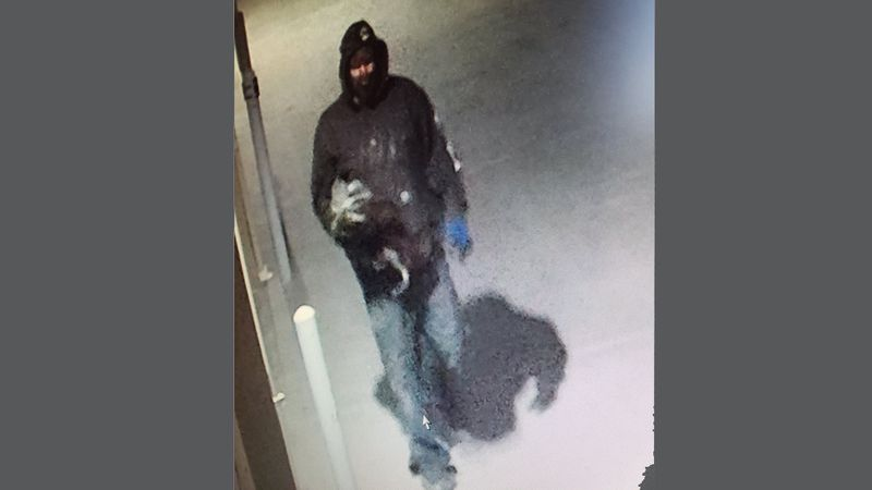 Lincoln County Sheriff's Dept looking for this man.