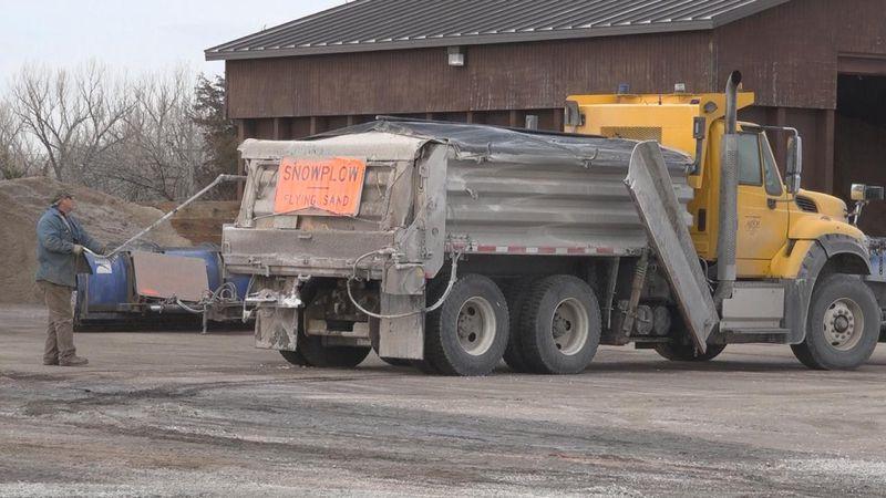 Nebraska Department of Transportation prepares for its tenth storm of the season.
