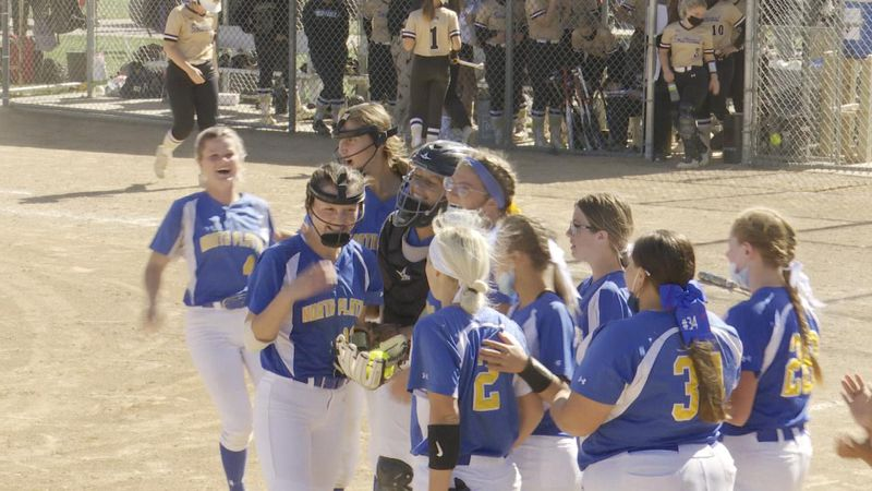 The North Platte Softball Team had a great first day in Hastings winning both of their games.