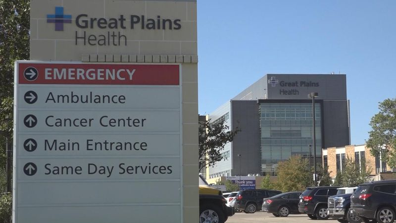 This weekend, please use the emergency room entrance to enter Great Plains Health.