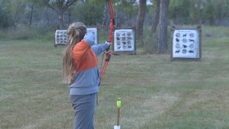 New archery range open to the public