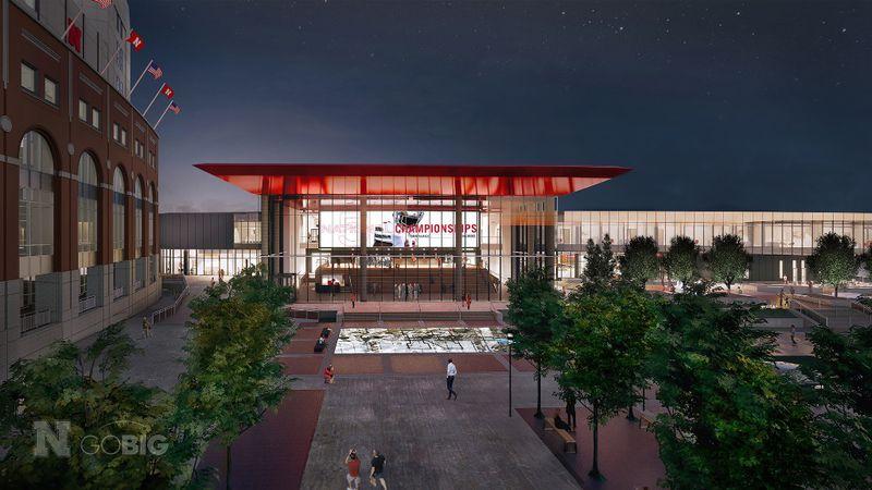 UNL North Stadium Expansion
