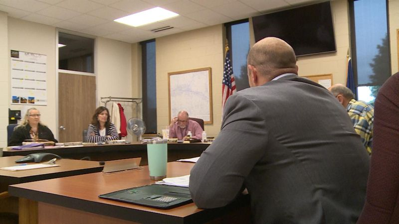Lincoln County Commissioners discuss COVID-19 plan for employees