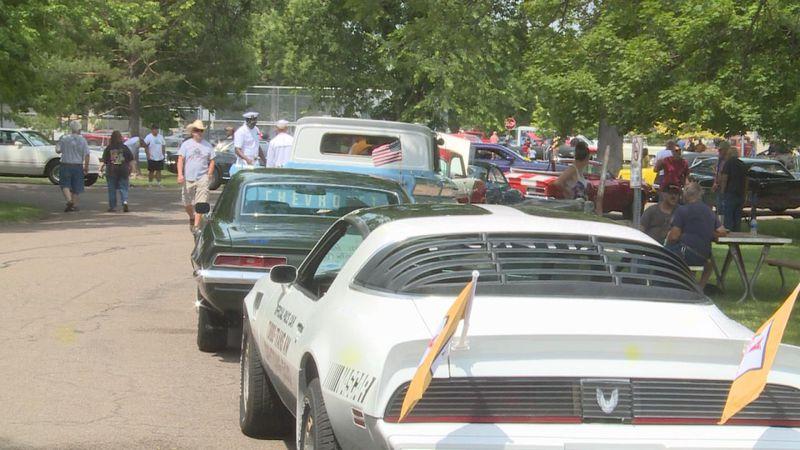 Car Show and Parade Festivities