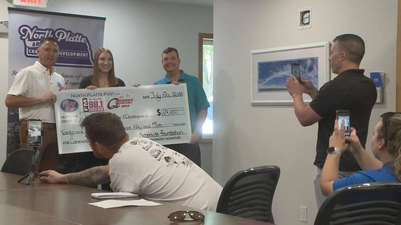 The Second Annual Big Idea North Platte contest kicks off with a big boost.