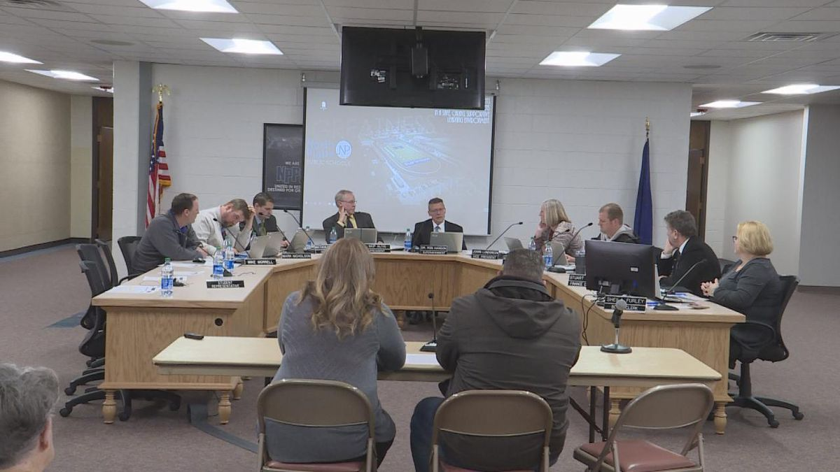 North Platte School District meets with Ladybug to approve the move to Osgood. (SOURCE: Kaylie Crowe KNOP-TV)
