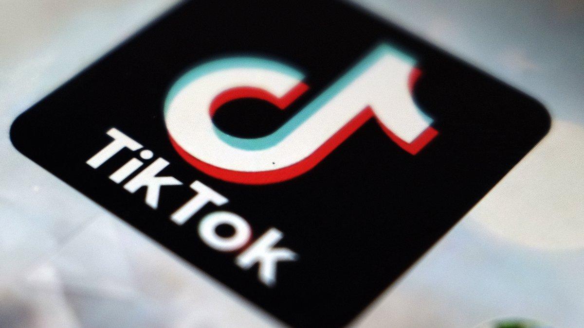 FILE - The TikTok app logo appears in Tokyo on Sept. 28, 2020.