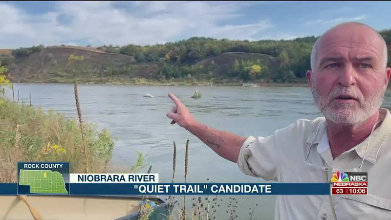 Quiet Parks International exploring Niobrara River to decide if it will be the world's first...