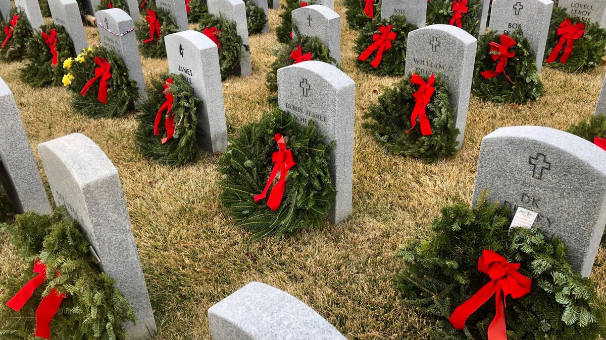 Time is running out to donate to a wreath to the Wreaths Across America at Fort McPherson...