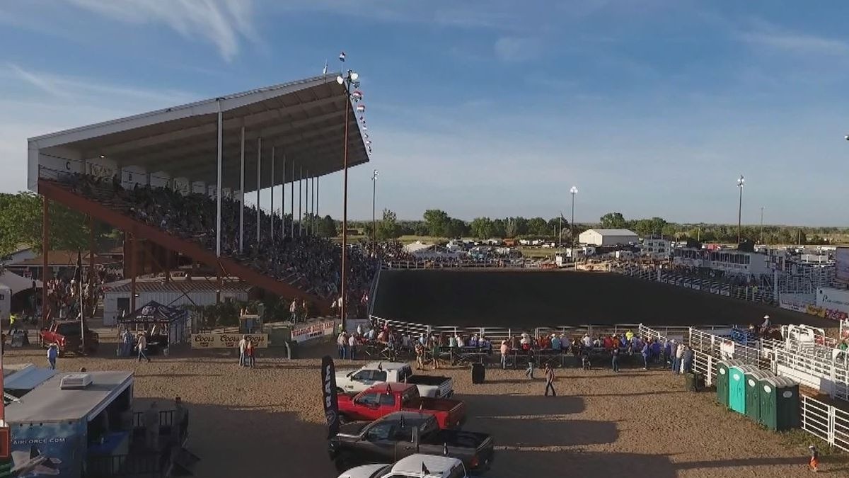 Nebraskaland Days is still on the calendar for June, but the Board of Directors and it's Executive Director is sharing they are working through a number of scenarios.  (SOURCE: Jacque Harms/KNOP-TV)