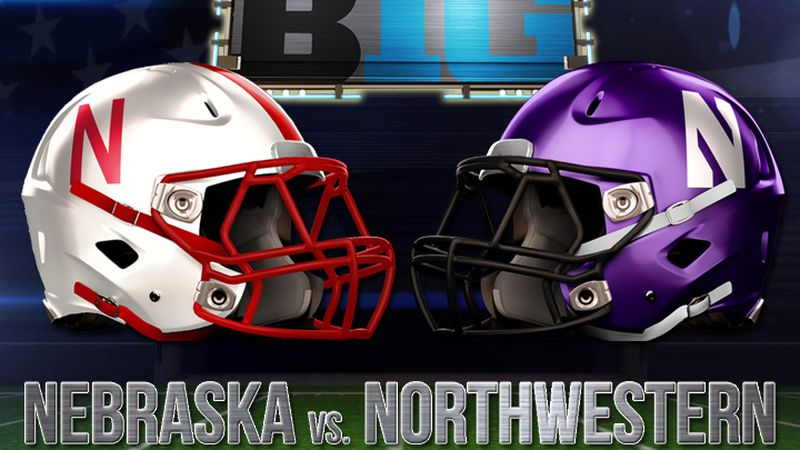 Nebraska vs Northwestern