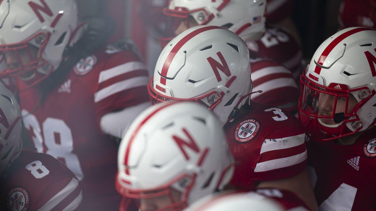 Nebraska HelmetsFootball vs Minnesota