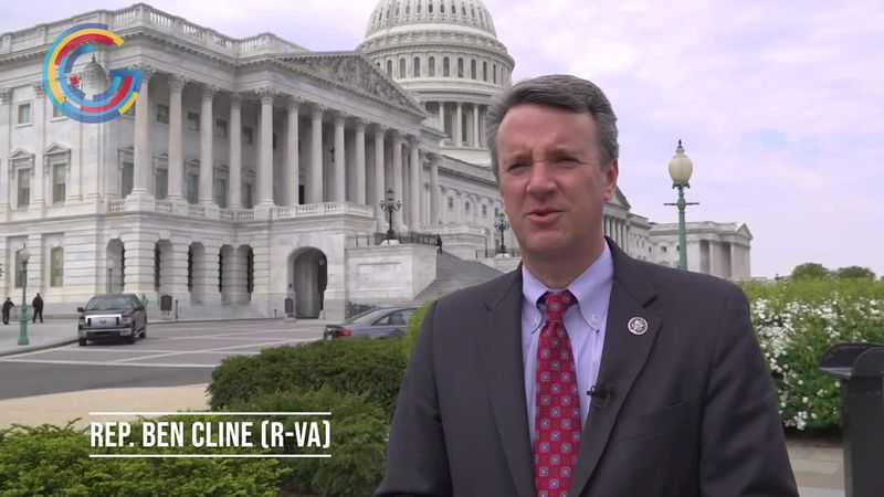 Rep. Ben Cline (R-VA) previews joint session speech