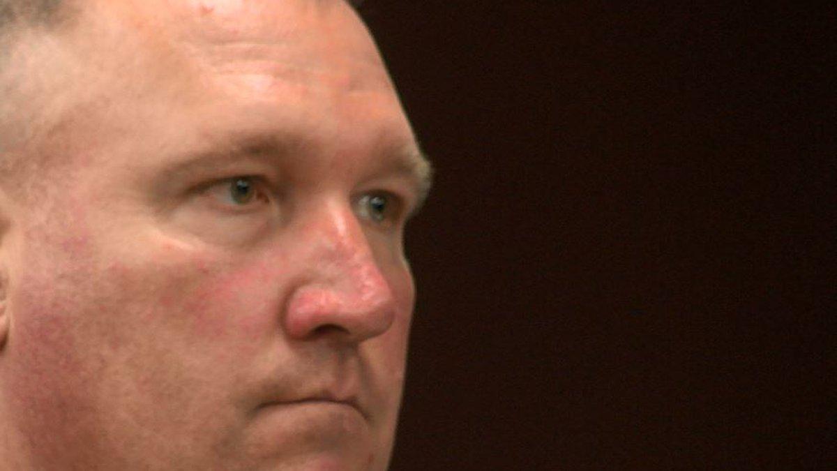 Trenton Esch hears the jury's decision