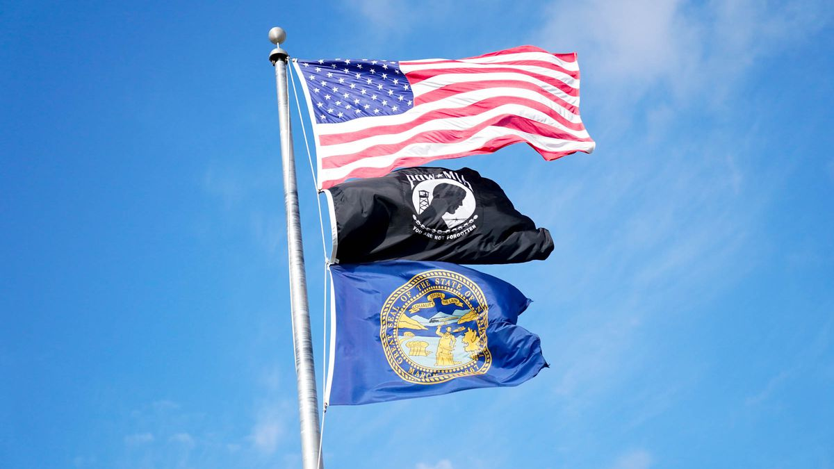 A POW/MIA flag will fly between the American and Nebraska flags at Mid-Plains Community College campuses throughout MPCC's service area Sept. 18. A POW/MIA remembrance ceremony is scheduled for the same day in McCook.