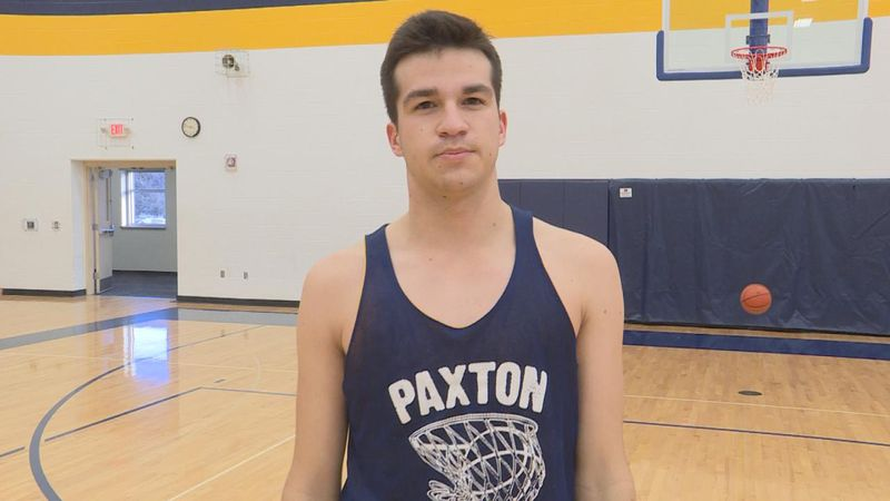 This week's Friday Night Sports Hero is Paxton's Dane Storer.