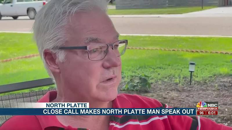 North Platte man speaks out about caring for each other.