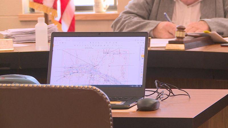 Highway superintendent presents 2021 road plans