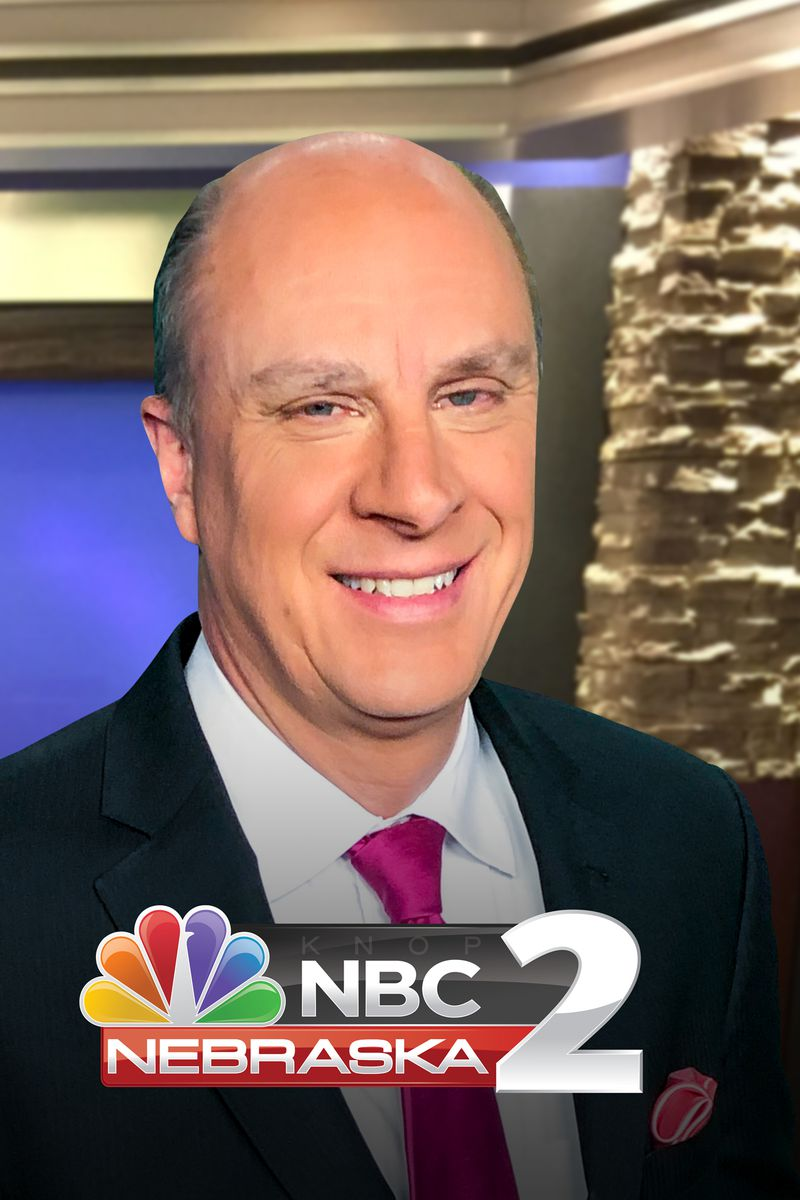 Headshot of John Walsh, Chief Meteorologist