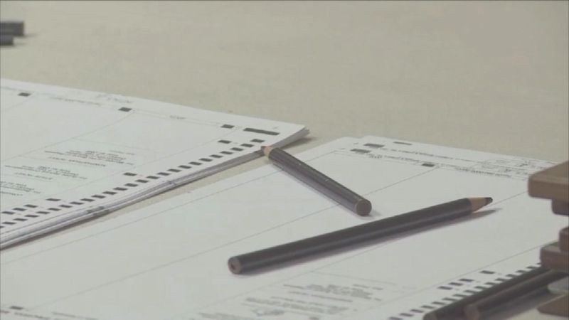 Early voting ballots mailed out