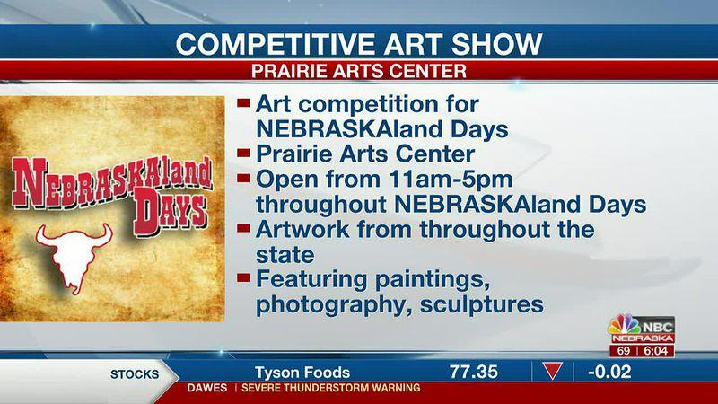 NebraskaLand Days Events for June 15th