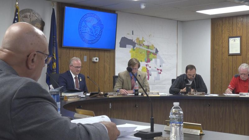 North Platte's city council passed the Platte River Mall's redevelopment proposal on a 4 to 3...