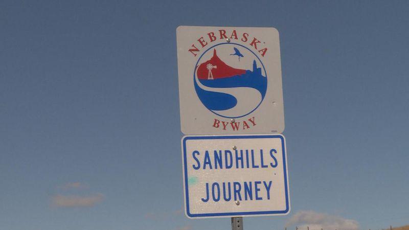 Sandhills byway