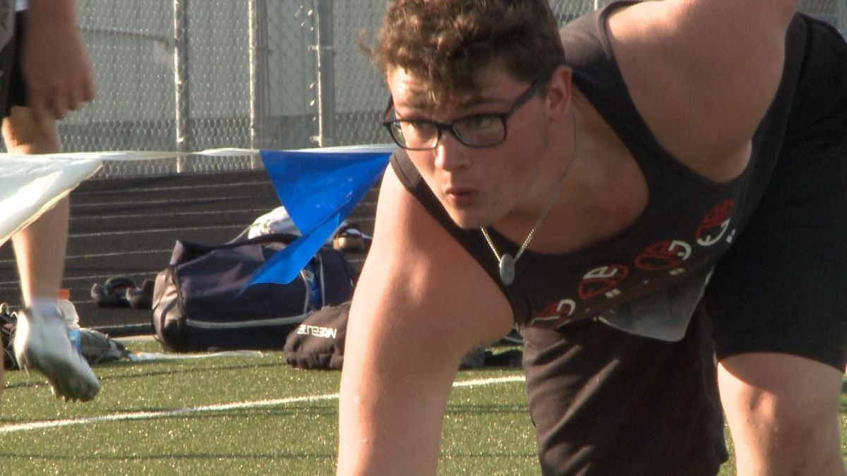 The Great Plains Health Regional Combine is the first of it's kind in the North Platte area (Credit: Chelsea Croft/KNOP-TV)