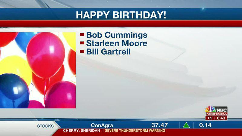 Happy June 15th Birthdays!!