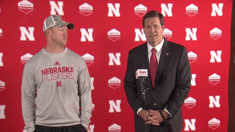 Nebraska AD Trev Alberts faced reporters Wednesday, August 18 and acknowledged the NCAA is...