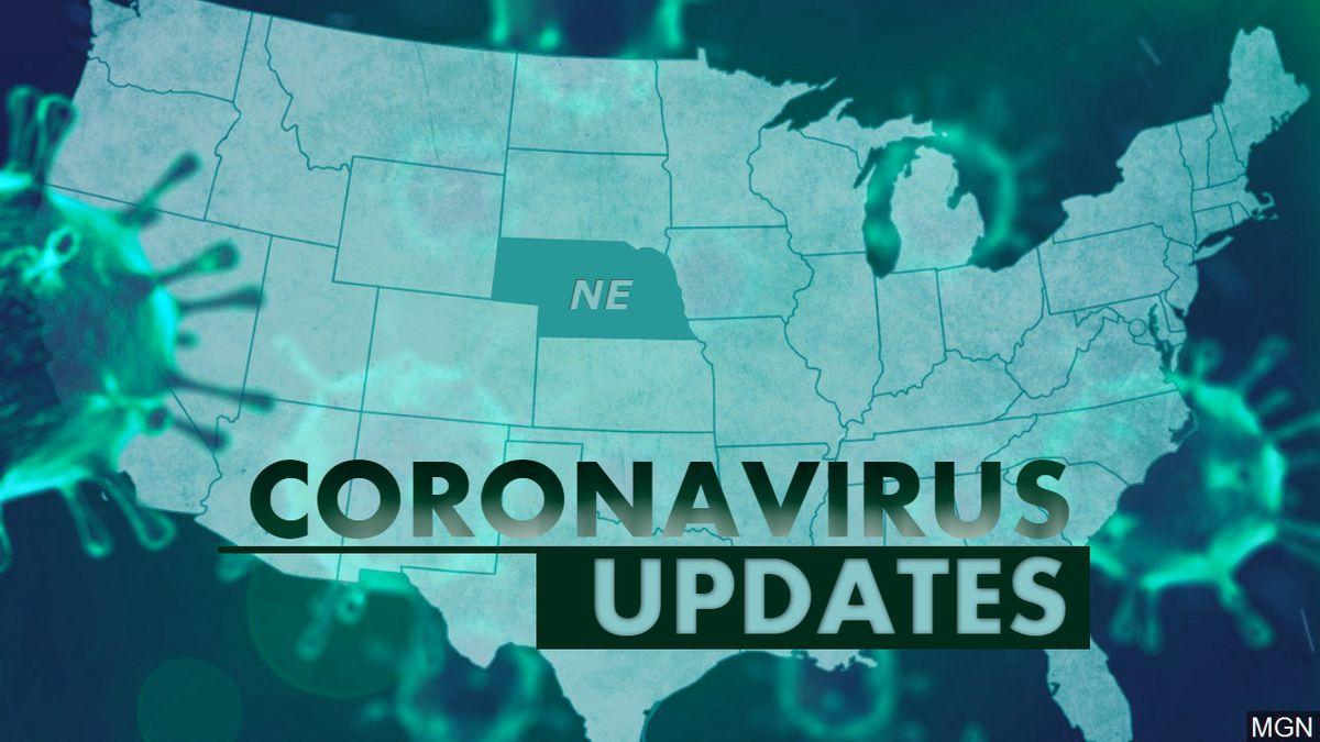 As of Friday, April 10, Nebraska has nearly 700 cases of COVID-19. (Source: KOLN / Johns Hopkins)