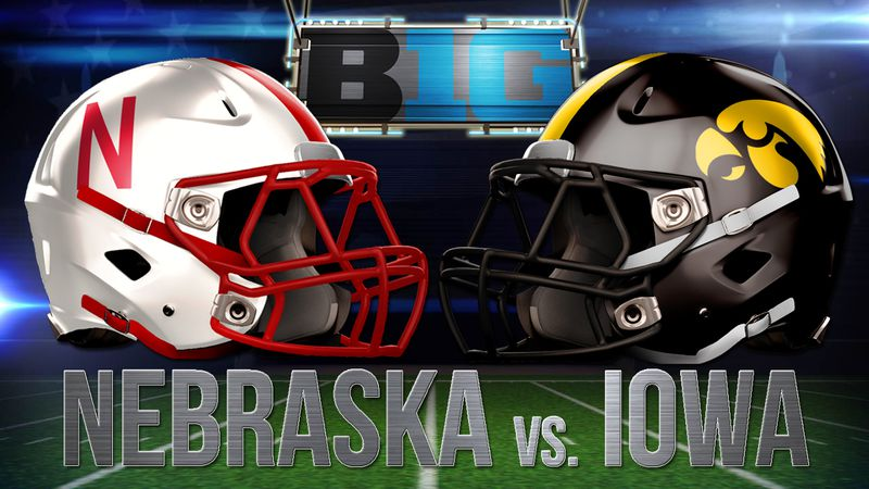 The Huskers are gearing up for their annual Black Friday game against Iowa.