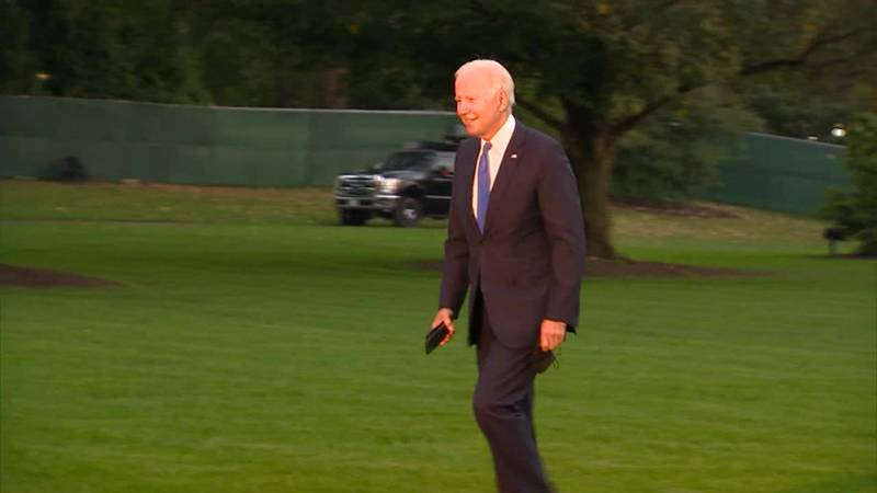 President Biden eager to wrap up negotiations on the Build Back Better Plan.