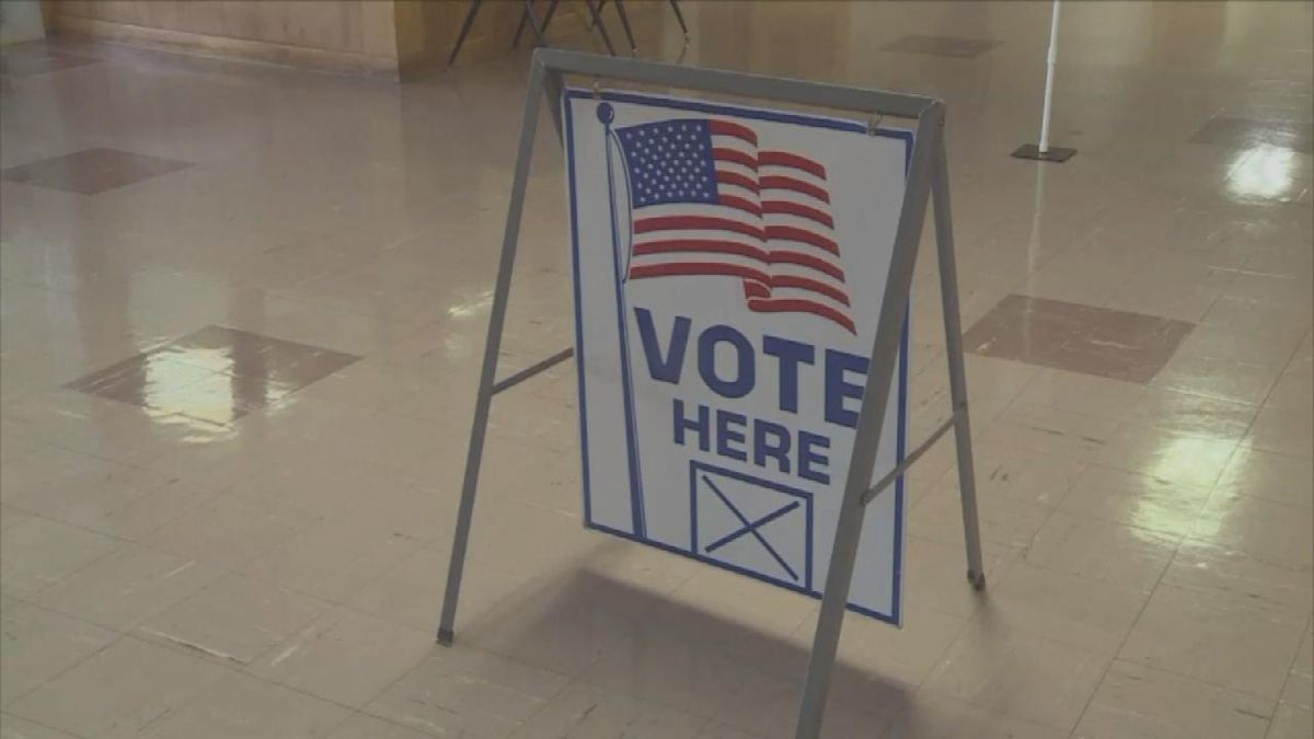 Primary elections will be at the D&N Event Center and Berean Church for the city of North Platte voting.  (SOURCE: Kaylie Crowe KNOP-TV)