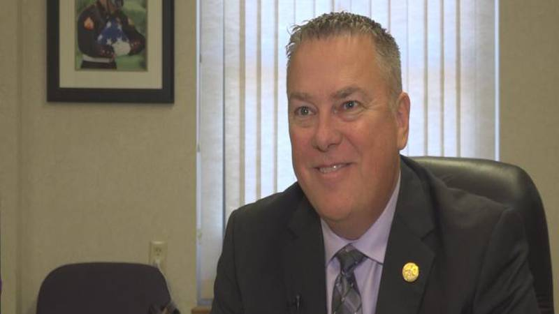 North Platte's Chief of Police is retiring after three years of service.
