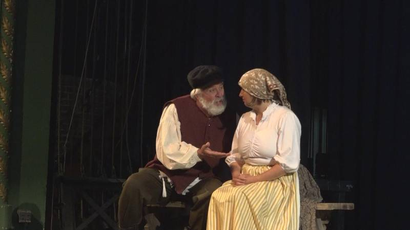 Fiddler on the Roof kicks off the 2021-2022 season at the North Platte Community Playhouse.