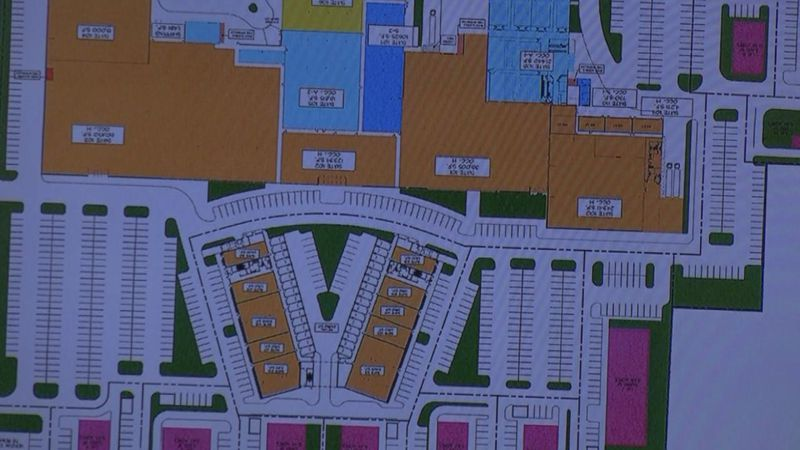 NP city council to consider 'Enhanced Employment Area' designation for mall renovations at...