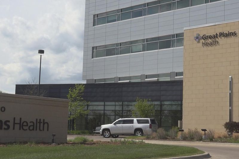 Great Plains Health sees uptick in hospitalizations.