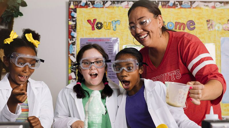 Learn how your daughter can benefit from joining  Girl Scouts.