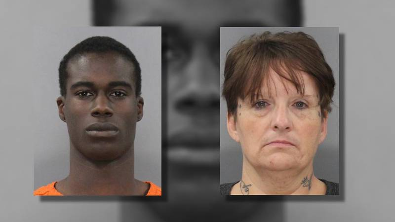 Jeremiah and Angela Kresser face charges for convenience store robberies in Kearney and Grand...