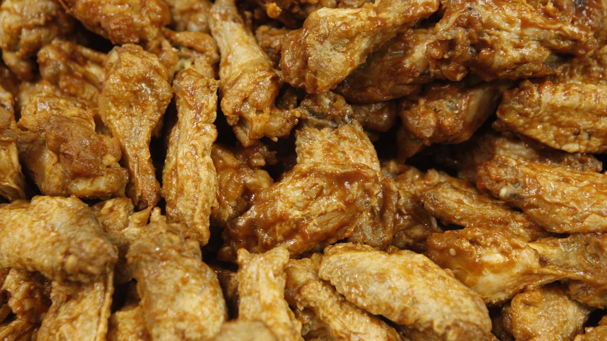 Frozen chicken wings imported from Brazil to China tested positive for COVID-19, officials said.