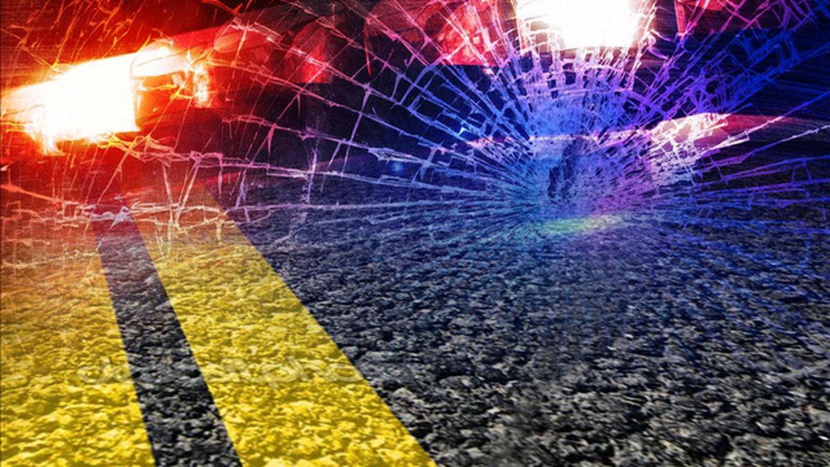 One person is dead after a head on collision on Highway 30 near Roscoe