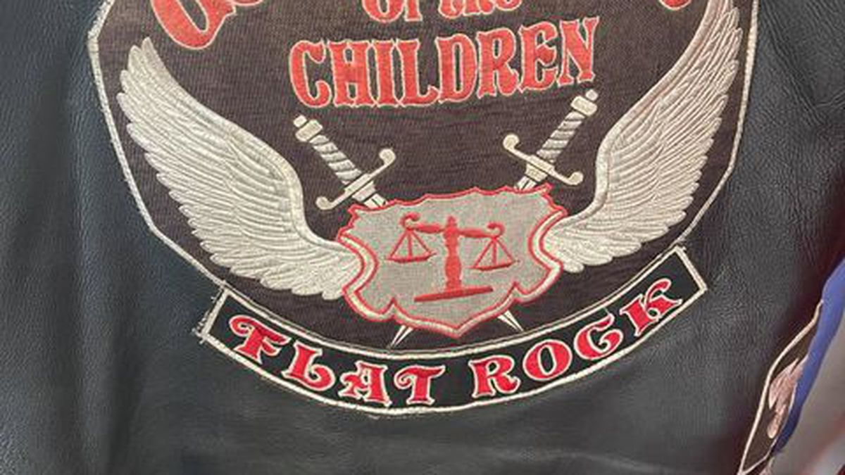 Riding motorcycles on Saturday could help save children.