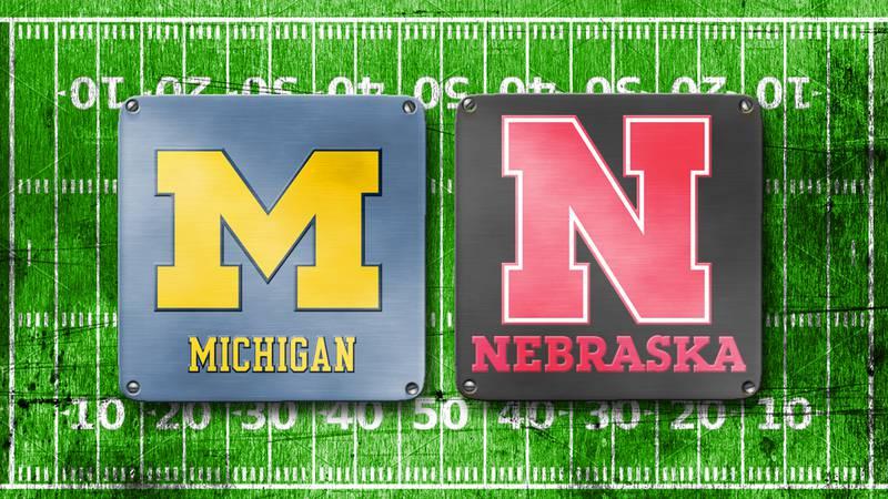 Nebraska's home game against Michigan on Saturday, Oct. 9, will kick off at 6:30 PM (CT).